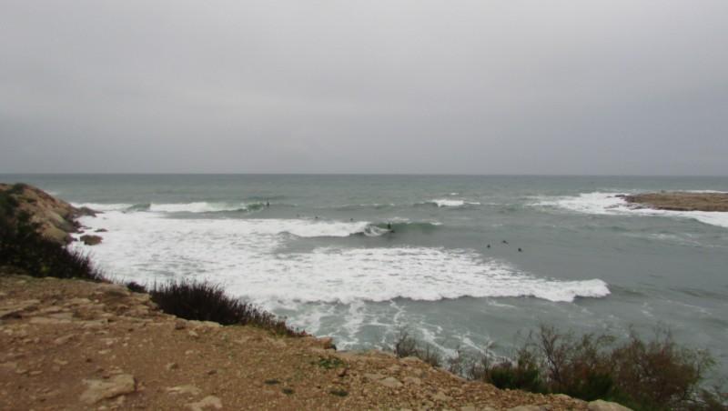 Surf report La Couronne - France (13) 2016-11-24 15:00:00