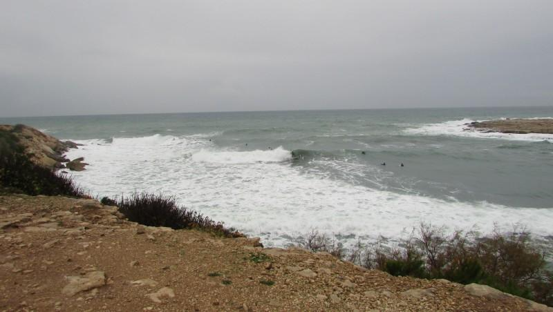 wave report La Couronne - France (13) 2016-11-24 15:00:00