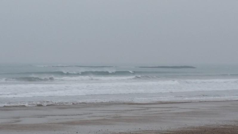Surf report Plage des Dunes - France (85) 2016-12-20 13:00:00