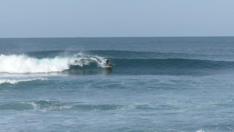 Surf report La Bobine - Maroc (MA) 2017-01-02 15:00:00