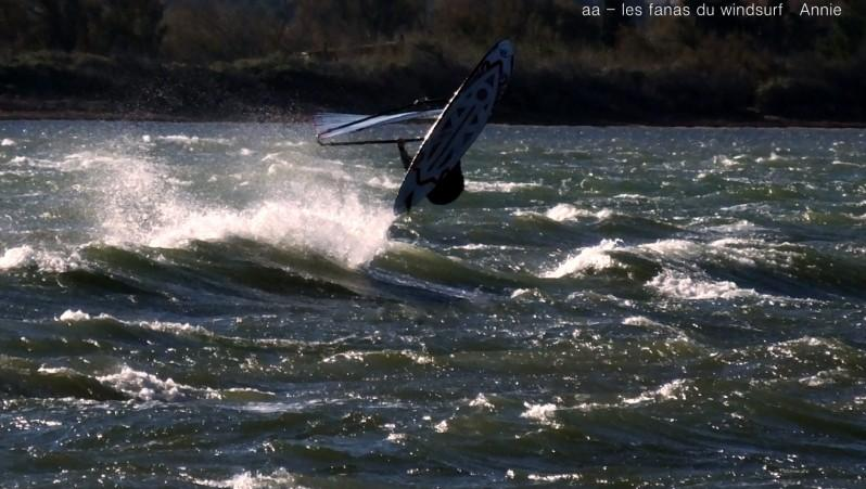Wind report Le Barcarès - Cap Coudalère  - France (66) 2017-01-04 18:00:00