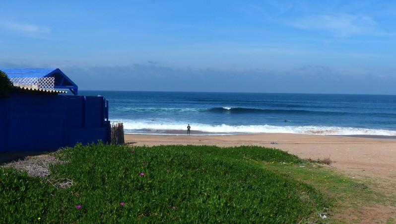 wave report Jack Beach - Maroc (MA) 2017-01-10 12:00:00