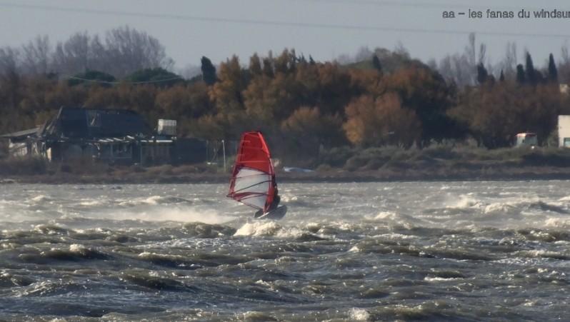 Wind report Le Barcarès - Cap Coudalère  - France (66) 2017-01-13 18:00:00