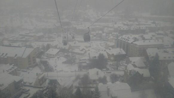 Snow report Cauterets - France (65) 2017-01-15 12:00:00