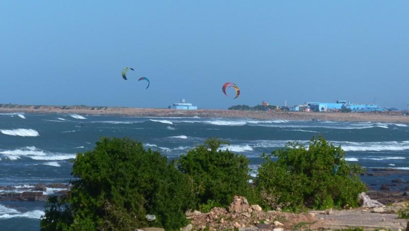 wind report Dar Koch - Maroc (MA) 2017-01-15 13:00:00