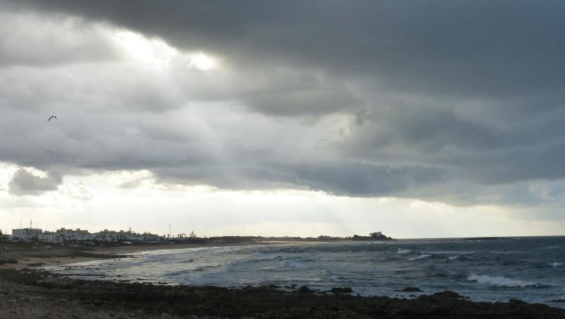 Wind report Dar Koch - Maroc (MA) 2017-01-18 16:00:00
