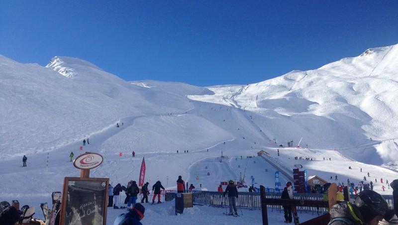 snow report FR, Cauterets (65) posté par Yoytam65