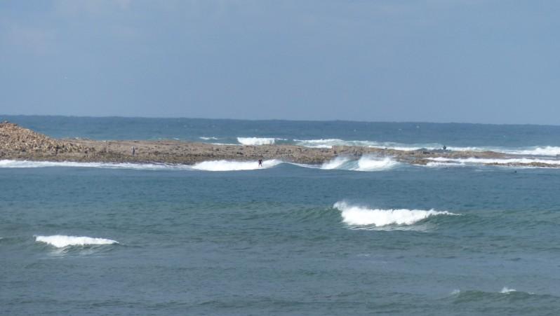 Surf report La Bobine - Maroc (MA) 2017-01-21 15:00:00