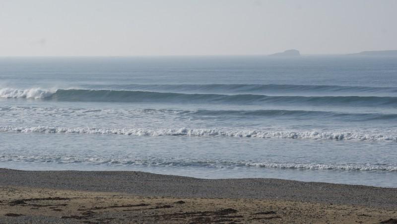 Surf report La Guerite - France (56) 2017-01-22 09:00:00