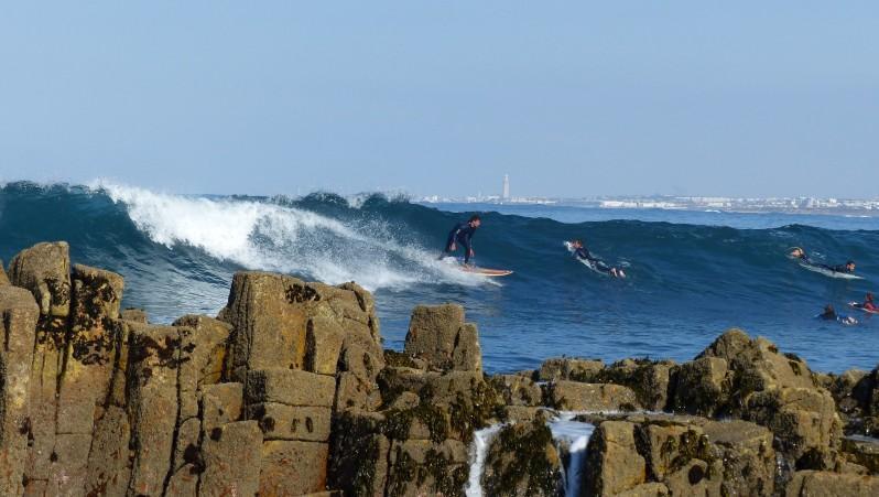 Surf report La Bobine - Maroc (MA) 2017-01-24 16:00:00