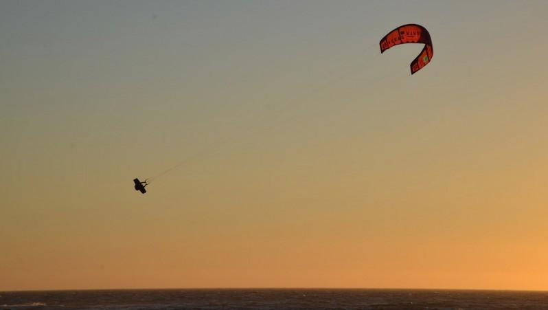 Wind report Big Bay - Afrique du Sud (ZA) 2017-02-02 16:00:00