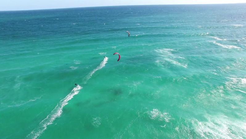 Wind report Dolphin Beach - Afrique du Sud (ZA) 2017-02-03 15:00:00