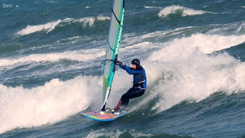 Wind report Le Barcarès - l'Embouchure Agly - France (66) 2017-02-10 18:00:00