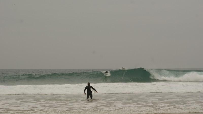 Surf report Cap Frehel (Poori) - France (22) 2017-02-19 11:00:00