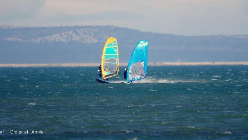 wind report Leucate - La Franqui - France (11) 2017-02-21 17:00:00