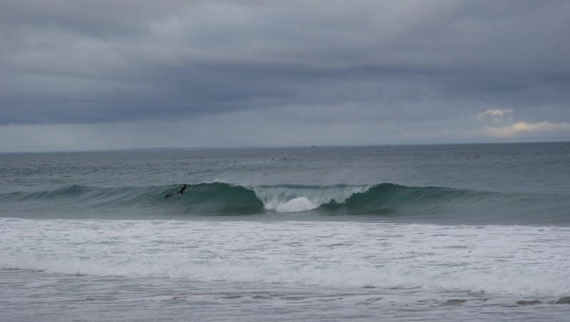 Surf report Cap Frehel (Poori) - France (22) 2017-02-26 08:00:00