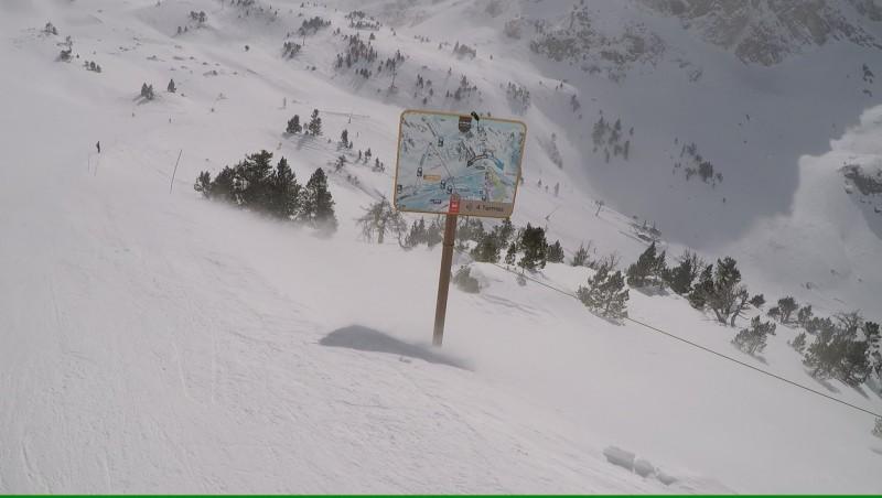 Snow report Barèges - La Mongie - France (65) 2017-03-25 10:00:00