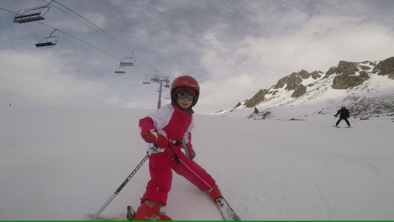 Snow report Barèges - La Mongie - France (65) 2017-03-27 09:00:00