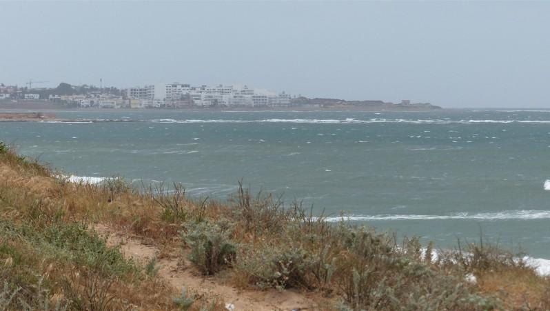 wind report Oued Merzeg - Maroc (MA) 2017-05-12 14:00:00