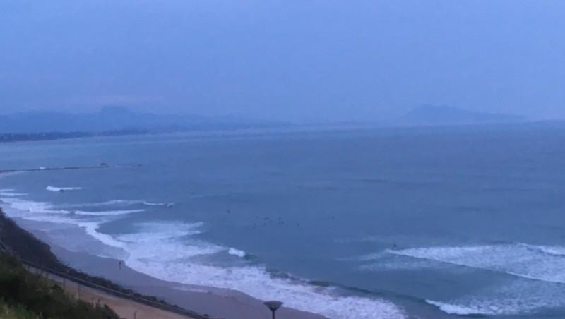 Surf report Côte des Basques - France (64) 2017-05-27 21:00:00