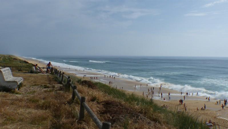 Surf report Cap de l'Homy - France (40) 2017-05-27 18:00:00
