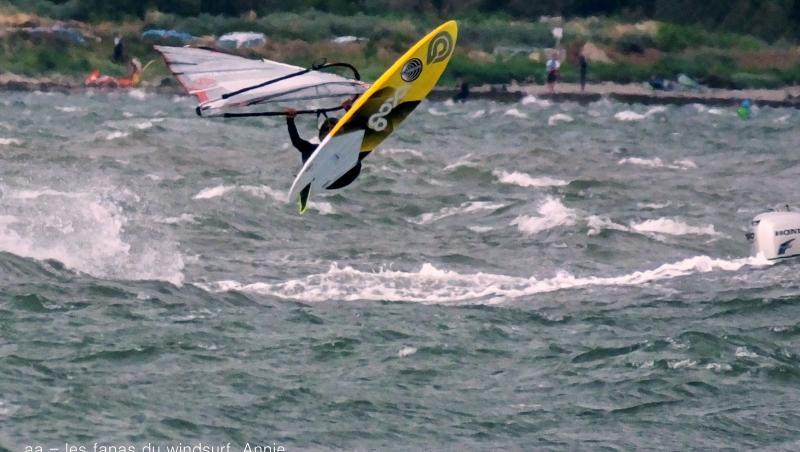 Wind report Le Barcarès - Cap Coudalère  - France (66) 2017-06-05 17:00:00