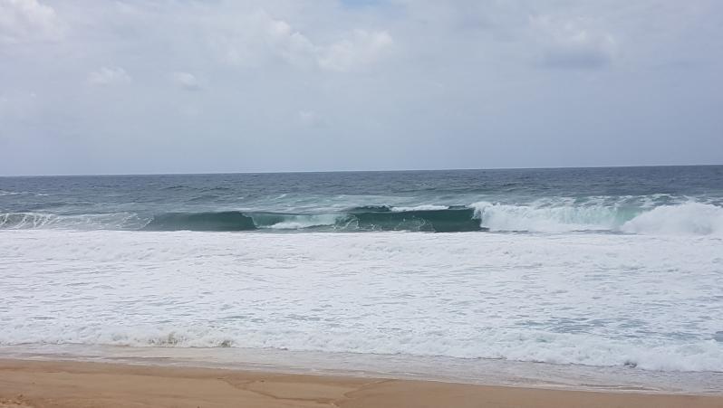 Surf report Hossegor - La Gravière - France (40) 2017-06-06 15:00:00