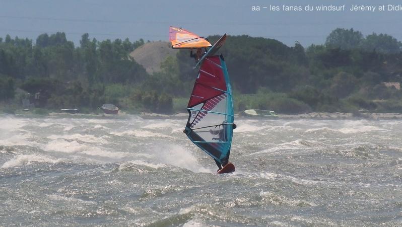 Wind report Le Barcarès - Cap Coudalère  - France (66) 2017-06-06 18:00:00
