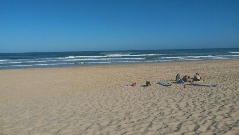 Surf report Le Grand Crohot - France (33) 2017-06-17 09:00:00