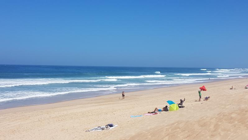 Surf report Hossegor - La Gravière - France (40) 2017-06-17 12:00:00