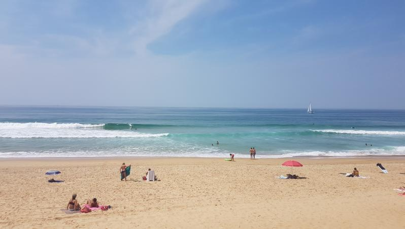 Surf report Hossegor - La Gravière - France (40) 2017-06-20 14:00:00