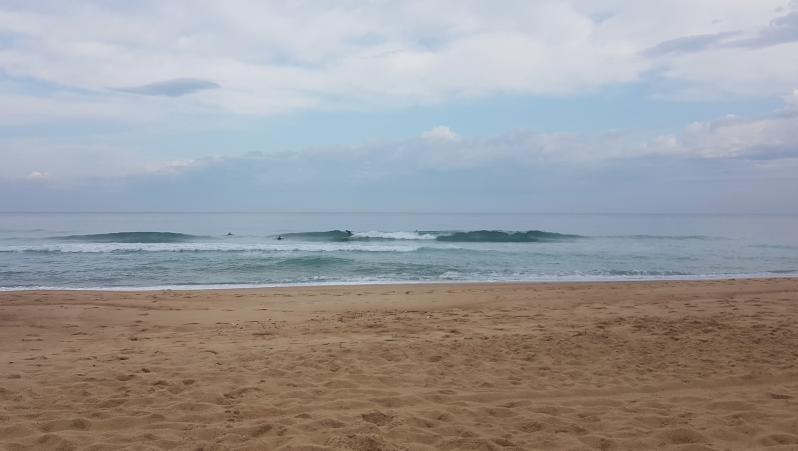 Surf report Hossegor - La Gravière - France (40) 2017-06-26 08:00:00