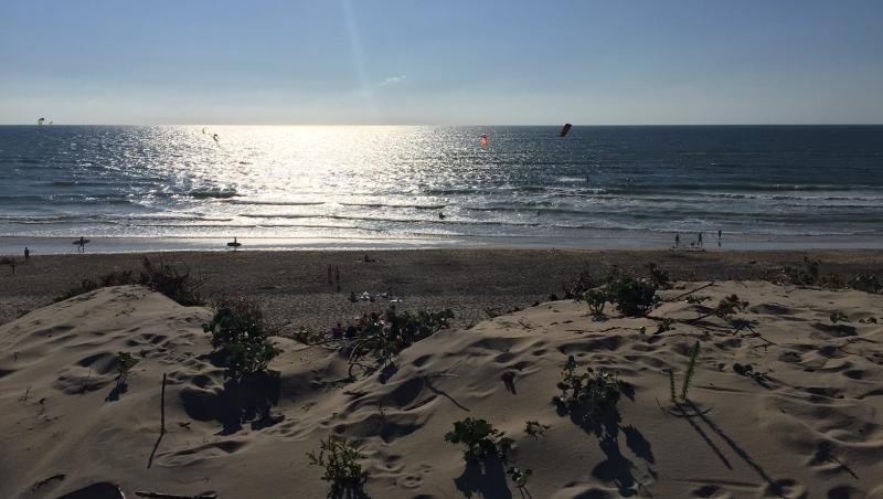 wind report Biscarrosse Plage - France (40) 2017-07-14 19:00:00