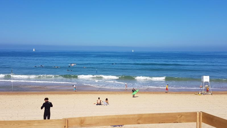 wave report Hossegor - La Gravière - France (40) 2017-07-16 11:00:00