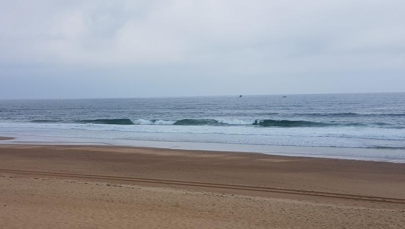 wave report FR, Hossegor - La Gravière (40) posté par Darrigood SurfSchool