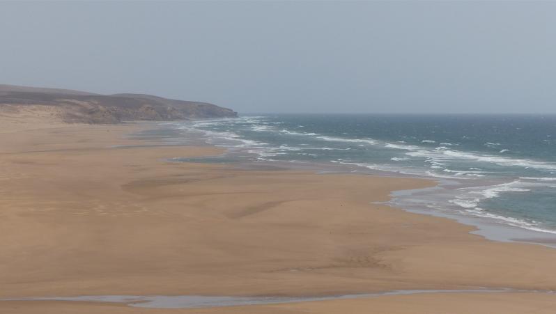 Wind report Sidi Kaouki - L'Oued - Maroc (MA) 2017-07-20 14:00:00