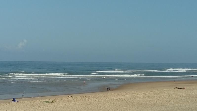 wave report Vieux Boucau - France (40) 2017-08-06 10:00:00