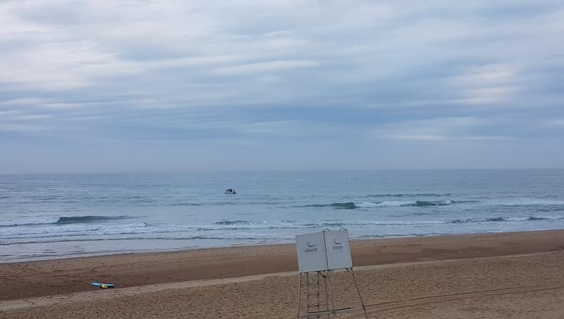 Surf report Hossegor - La Gravière - France (40) 2017-08-07 09:00:00