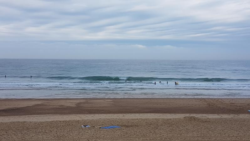 wave report Hossegor - La Gravière - France (40) 2017-08-07 09:00:00