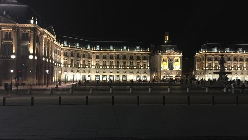 City report Bordeaux - France (33) 2017-08-07 22:00:00