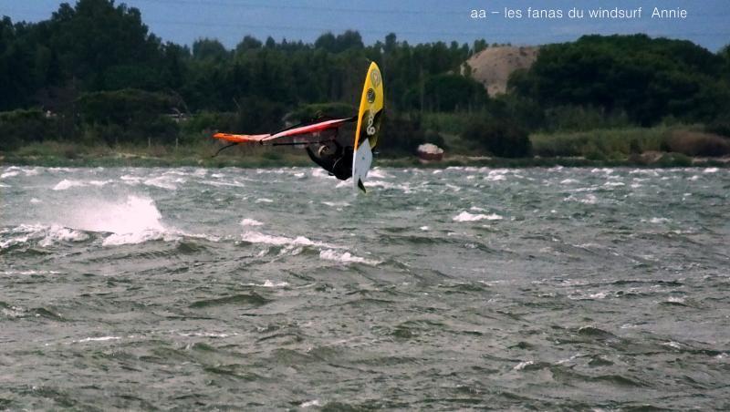 Wind report Le Barcarès - Cap Coudalère  - France (66) 2017-08-08 15:00:00
