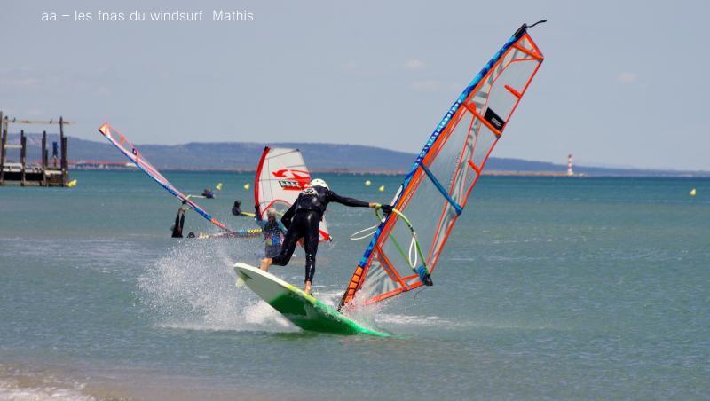 Wind report Leucate - Les Coussoules - France (11) 2017-08-09 17:00:00