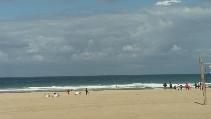 Surf report Vieux Boucau - France (40) 2017-08-10 11:00:00