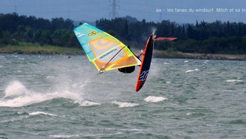 wind report Le Barcarès - Cap Coudalère  - France (66) 2017-08-11 18:00:00