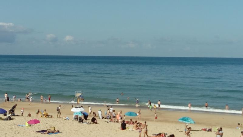 wave report Vieux Boucau - France (40) 2017-08-12 11:00:00