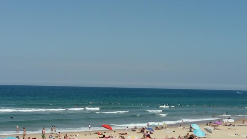 wave report Vieux Boucau - France (40) 2017-08-13 13:00:00