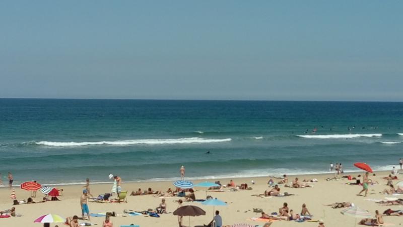wave report Vieux Boucau - France (40) 2017-08-13 13:00:00
