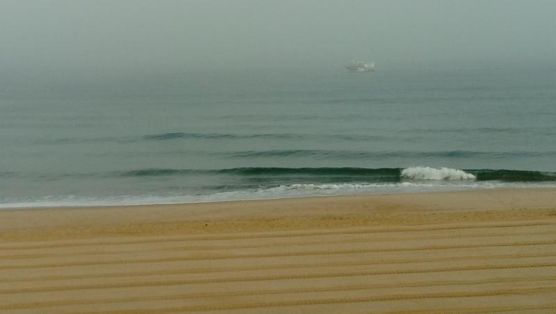 Surf report Vieux Boucau - France (40) 2017-08-14 08:00:00