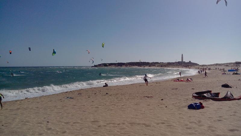 Wind report Los Canos de Meca - Espagne (ES) 2017-08-13 14:00:00