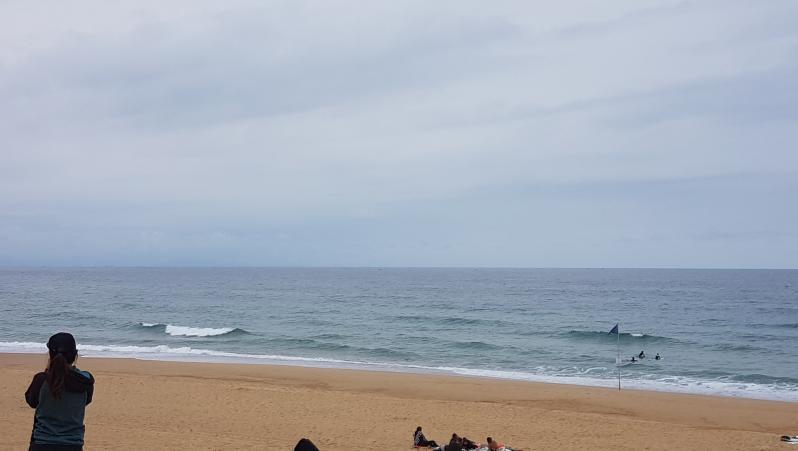 Surf report Hossegor - La Gravière - France (40) 2017-08-15 11:00:00